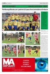 LONGARE CASTEGNERO - FIMARC - SPORTquotidiano