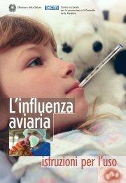 influenza aviaria:istruzioni per l'uso - Università degli Studi di Messina