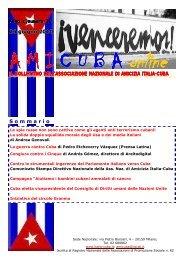 Anno I, numero 11 - 26 giugno 2010 - Associazione di amicizia Italia ...