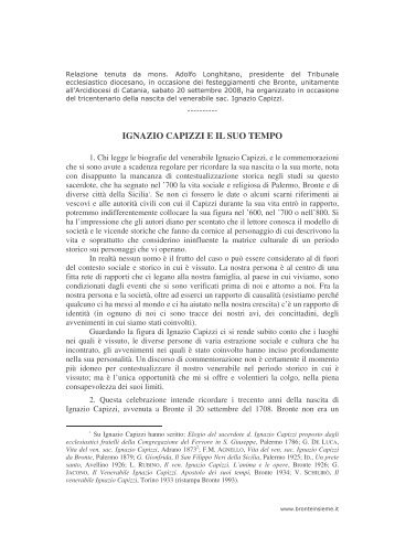 versione in pdf - Bronte Insieme