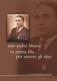 mio padre Mario - di Gianfranco Carnevali