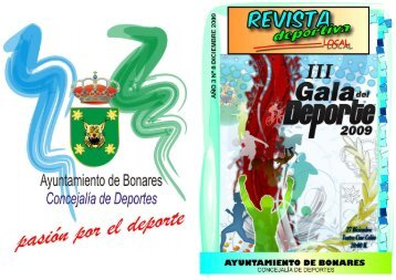 REVISTA DEPORTIVA LOCAL COLOR Nº 8.pub - Bonares