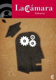 Revista nº 164 - julio/agosto 2010 - Cámara de Comercio de Valencia