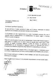 Il Sindaco edfîsa - Comune di Zola Predosa