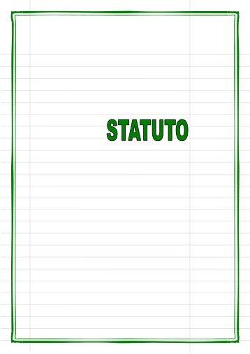 Download Nuovo Statuto - Codess Sociale
