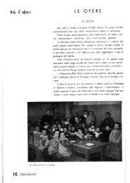 Le opere - Consolato Generale d'Italia