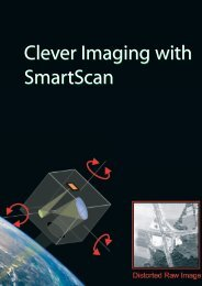 Clever Imaging with SmartScan - ESA