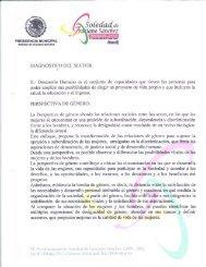 Desarrollo Humano - Municipio Soledad de Graciano Sanchez