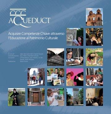 Acquisire Competenze Chiave attraverso l'Educazione al ... - Aqueduct
