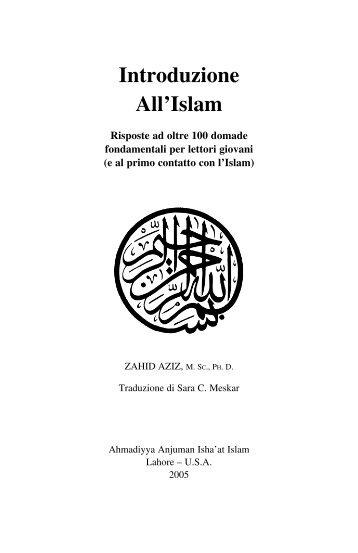 1 - The Lahore Ahmadiyya Movement in Islam