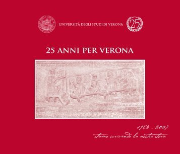 pdf (it, 4273 KB, 28.03.08) - Università degli Studi di Verona