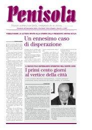 PENISOLA Anno XI n. 3 2007 - Associazione ANFFAS Villa Gimelli ...