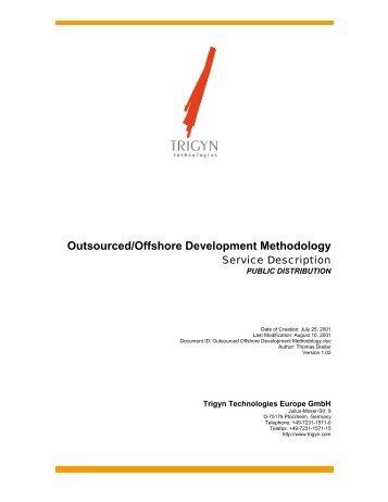 Outsourced Offshore Development Methodology - Trigyn ...
