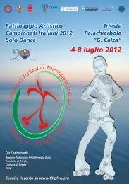 trieste 2012 - FIHP, Comitato Regionale Friuli Venezia-Giulia