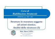 RS Lezione 2.5 Muratura Analisi 1 - Brixia-Engineering.It