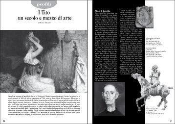 I Tito un secolo e mezzo di arte - Le biblioteche comunali di Mira e ...