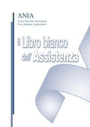 Il Libro Bianco dell'Assistenza, 2003, ANIA