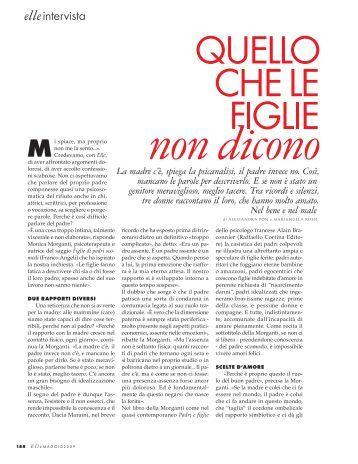 Intervista a Monica Morganti di Alessandra Pon e Mariangela Rossi ...
