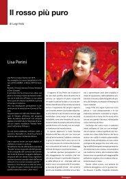Il rosso più puro di Luigi Viola - pdf - Lisa Perini artist