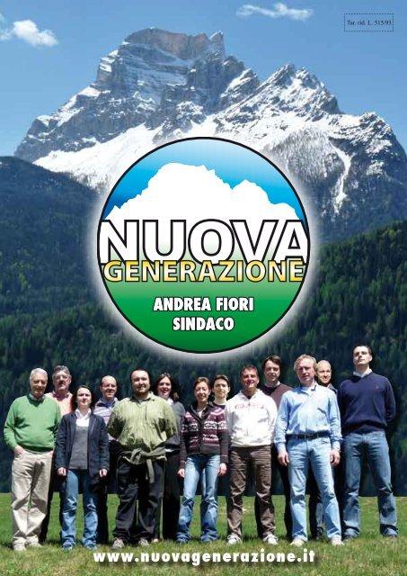 Andrea Fiori Monego - Nuova Generazione