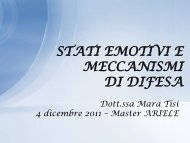 difese - ARIELE - Associazione Italiana di psicosocioanalisi