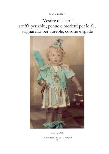Vestire di sacro