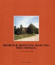 Architettura rurale nella Marca Trevigiana-parte 1 - Provincia di ...