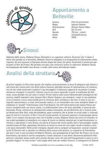 Scheda Didattica B4 L
