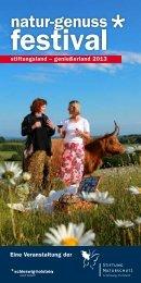kostenlosen Download - Urlaub in Schleswig-Holstein