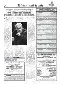 TRISTAN und ISOLDE - Il giornale dei Grandi Eventi - Page 2