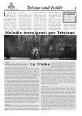 TRISTAN und ISOLDE - Il giornale dei Grandi Eventi - Page 3