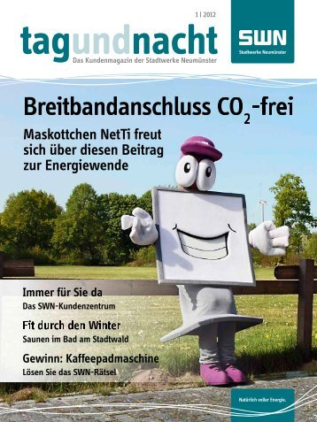 1 | 2012 - Stadtwerke Neumünster