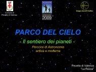 PARCO DEL CIELO (manuale).pdf - Comune di Pecetto di Valenza