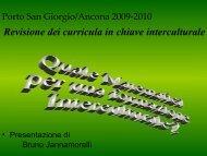 Quale mateatica per una formazione Interculturale? - Lisalab