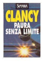 Tom Clancy – Paura senza limite
