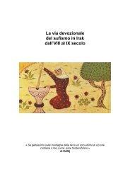 la via devozionale del sufismo iraq_it.pdf - Parc La Belle Idée