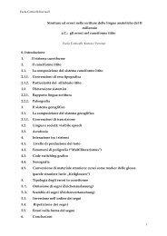 pdf (it, 2885 KB, 12/11/08) - Università degli Studi di Verona