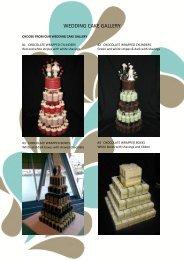 WEDDING CAKE GALLERY - Magnetic Island Weddings