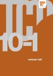 Nr. 1 / 2010 - Tennisclub Meilen