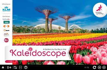 A Gardens by the Bay e-zine - Kaleidoscope