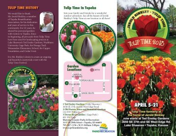 tulip time history - SCPR Foundation