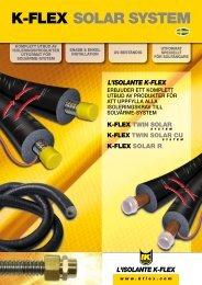 K-FLEX SOLAR SYSTEM - FG Nordic