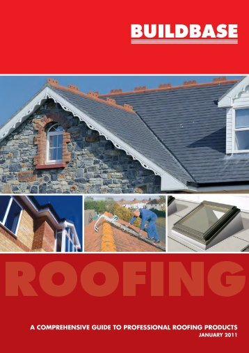 Roofing Guide - Buildbase Builders Merchants