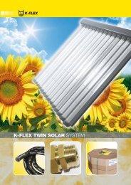 Produkt katalog K-FLEX TWIN SOLAR - mifa.no