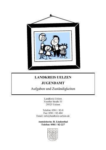 Übersicht Regionalteams Stand 02.2013 - Stadt Uelzen