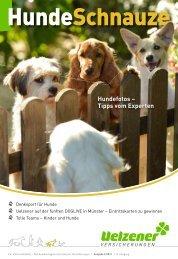 Tipps vom Experten Hundefotos ? Tipps vom Experten - Uelzener ...