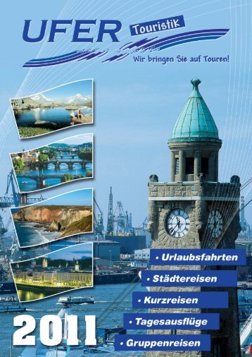 Ufer 2011 final_Layout 1 - Ufer Touristik
