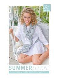 cartella stampa per la collezione primavera-estate 2013. - Jolipa