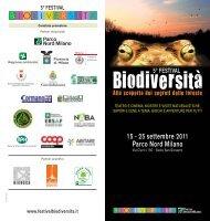 Festival della Biodiversità - Fior di Mylius