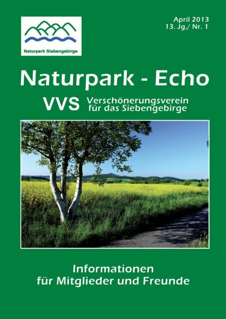 NPE April 2013.S 2-28.pub - Naturpark Siebengebirge